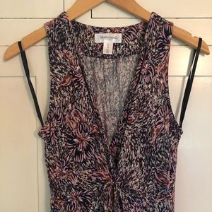 Motherhood maxi dress